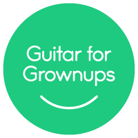 Guitar Class for Grownups