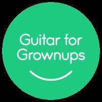 Guitar Class for Grownups